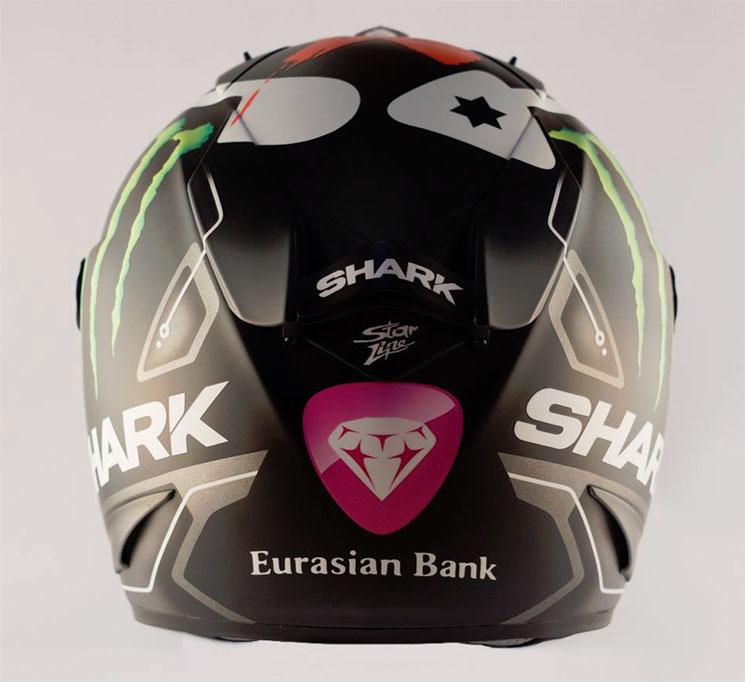 Desain Corak helm Shark Jorge Lorenzo Terbaru 2016 4