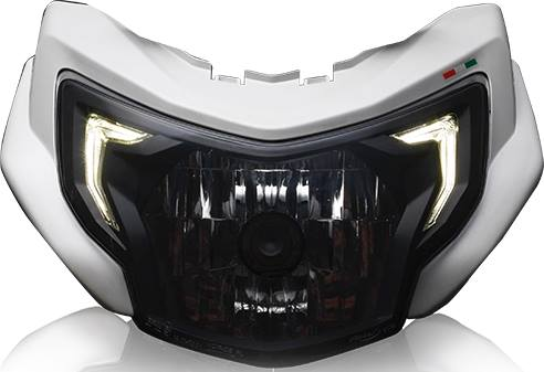 Headlamp TVS Apache RTR 200 4V
