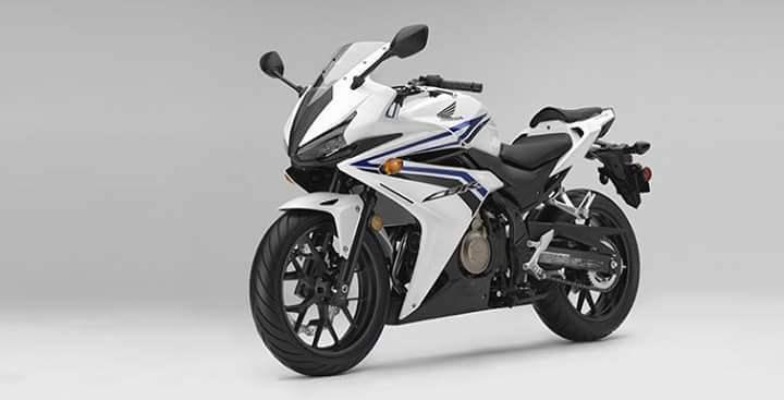 Honda CBR500R facelift