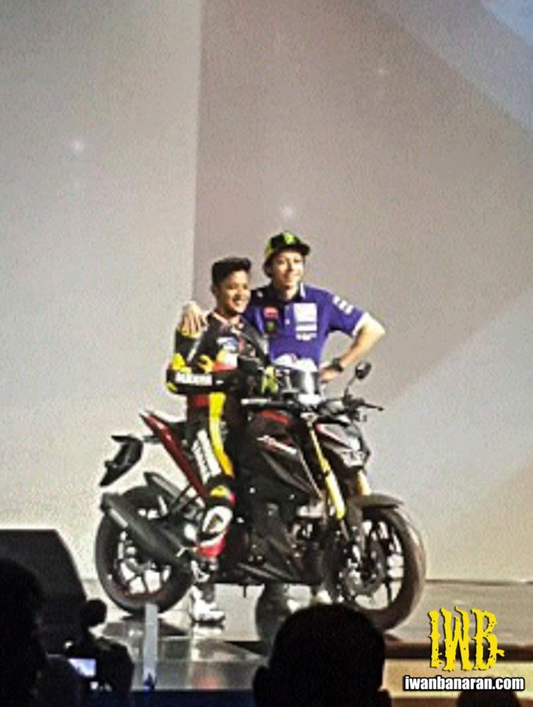 Rilis Yamaha Xabre Oleh Rossi 2