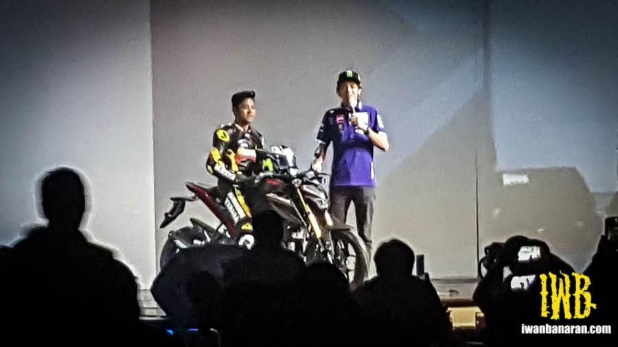 Rilis Yamaha Xabre Oleh Rossi