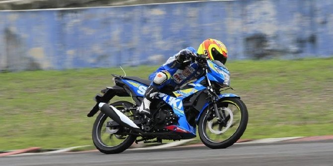 Suzuki Satria FU 150 FI