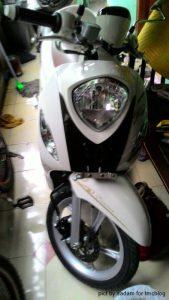 Yamaha Mio Fino 125 Belum Juga Diresmikan Sudah Bisa Di Boyong Ke Rumah 2