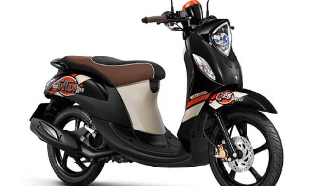 Yamaha Mio Fino 125