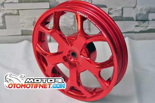 velg merk Power palang kembang 2,15-2,50 inchi Vario 150