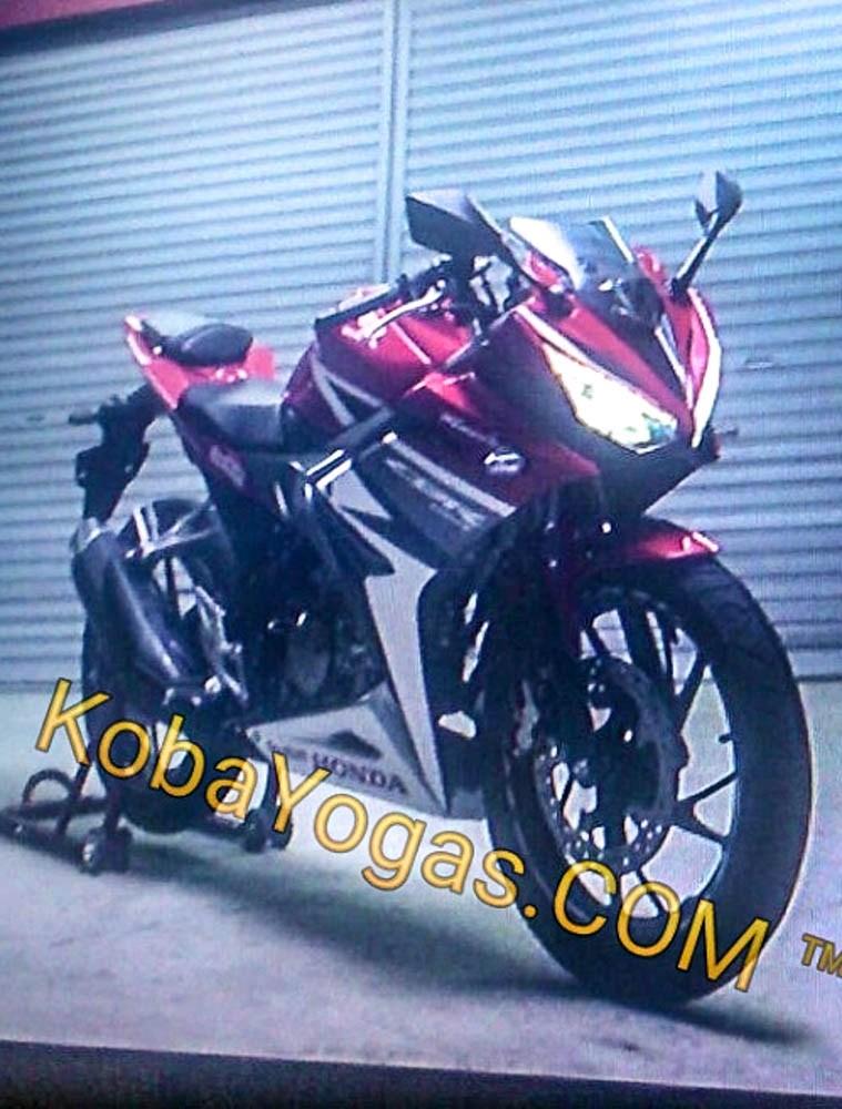 Honda CBR150R Facelift 2016 2
