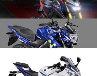 Perbedaan Yamaha xabre New Vixion dan R15