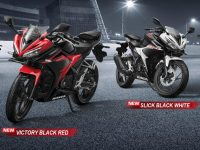 Pilihan warna all new cbr150r 2017