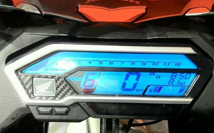 Speedometer All New CBR150R Facelift 2016