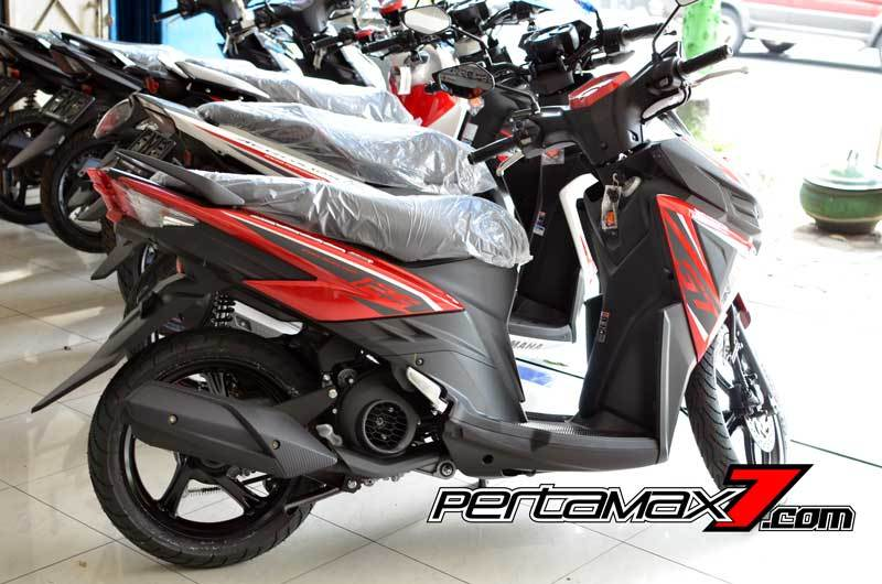 Striping Baru Yamaha All New Soul GT 125 2016