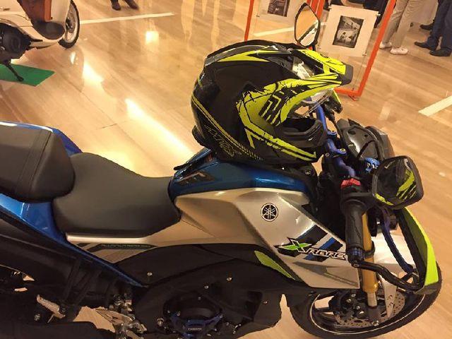 Yamaha Xabre Pake Aksesoris resmi Yamaha 1