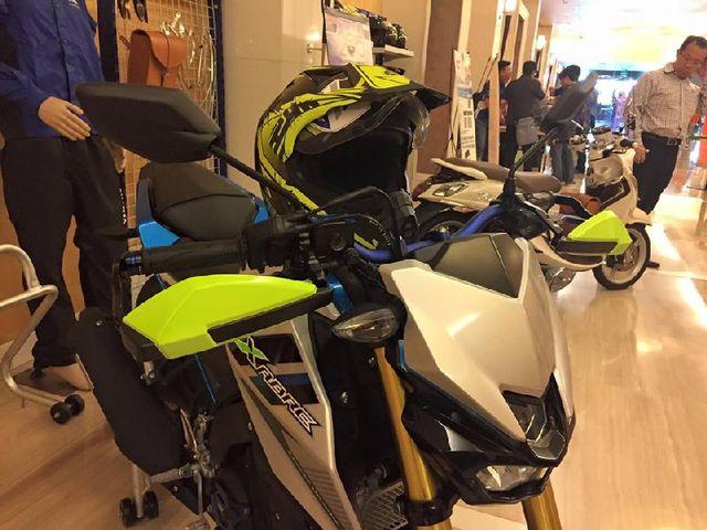 Yamaha Xabre Pake Aksesoris resmi Yamaha 10