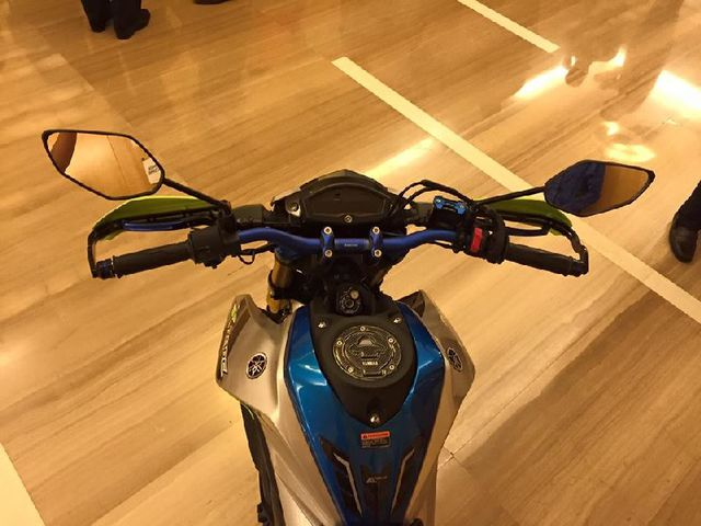 Yamaha Xabre Pake Aksesoris resmi Yamaha 11