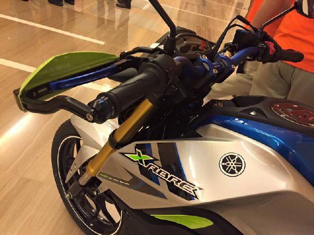 Yamaha Xabre Pake Aksesoris resmi Yamaha 12