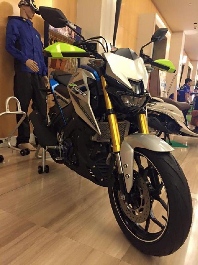 Yamaha Xabre Pake Aksesoris resmi Yamaha 15