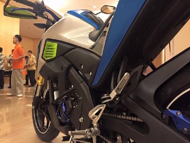 Yamaha Xabre Pake Aksesoris resmi Yamaha 3