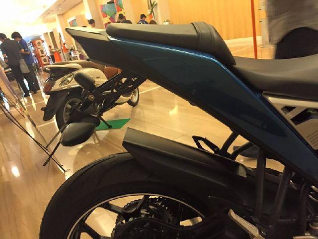 Yamaha Xabre Pake Aksesoris resmi Yamaha 4