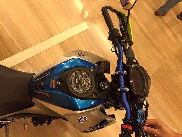 Yamaha Xabre Pake Aksesoris resmi Yamaha 5
