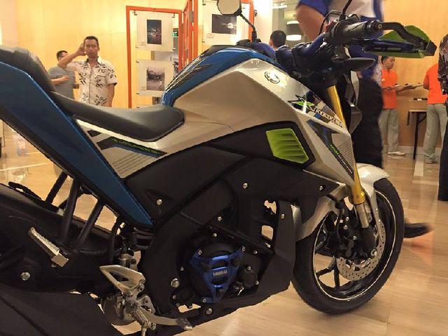 Yamaha Xabre Pake Aksesoris resmi Yamaha 6