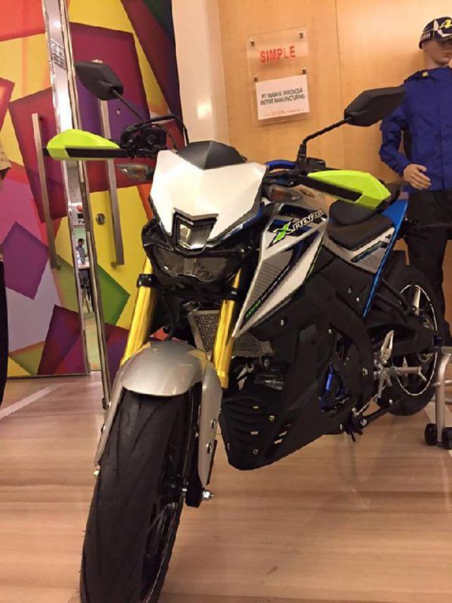Yamaha Xabre Pake Aksesoris resmi Yamaha 7