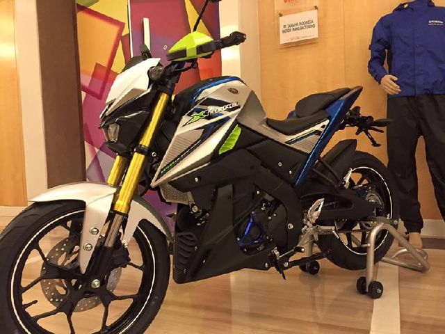 Yamaha Xabre Pake Aksesoris resmi Yamaha 8