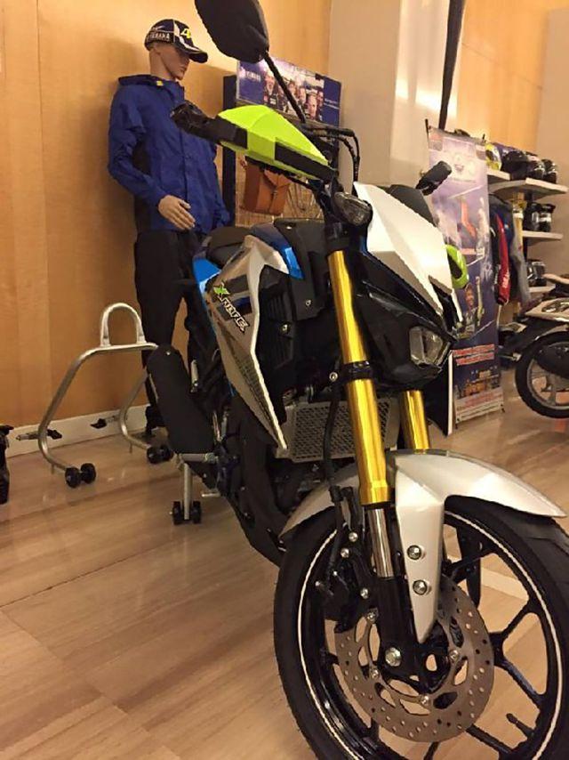 Yamaha Xabre Pake Aksesoris resmi Yamaha 9