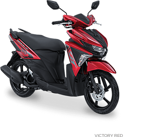 all new soul gt 125 victory red