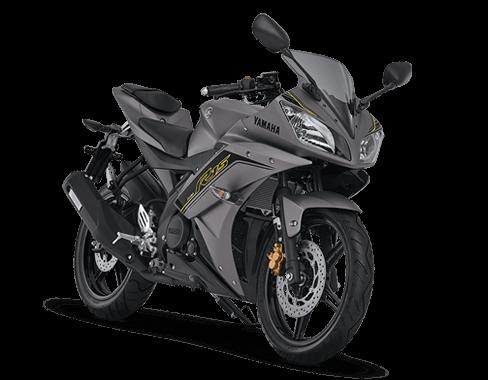 Warna Yamaha R15 2016 Midnight Black