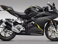 Pilihan Warna Honda All New CBR 250RR 2 SIlinder 2016 Anchor Grey Metalic