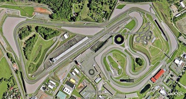 Sirkuit Sachsenring Jerman