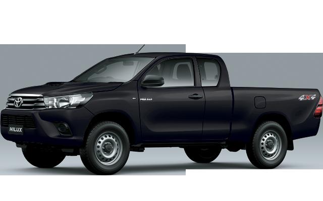 Toyota New Hilux E-Cab