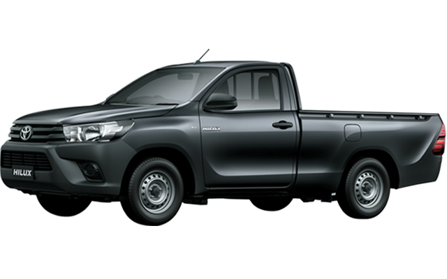 Toyota New Hilux S-Cab