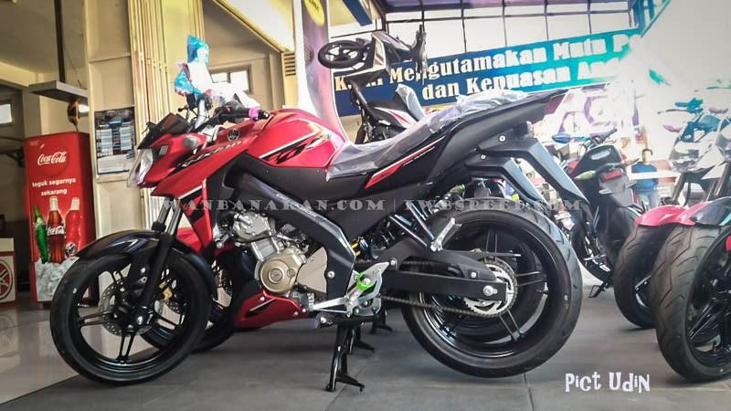 Warna Baru Yamaha New Vixion Advance 2016 1