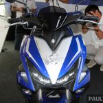 Galeri Foto Yamaha Aerox