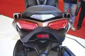 Foto Yamaha XMAX 250