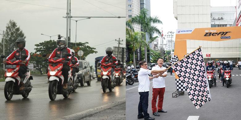 Konsumsi Bahan Bakar Honda Beat Series 87,1 KM / Liter