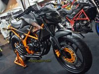 Modifikasi All New CB150R 3 Silinder 1