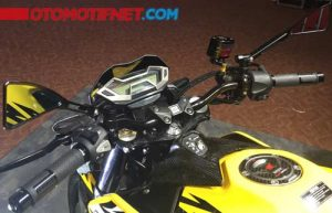 Modifikasi All New CB150R Moge Look 1