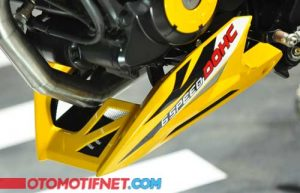 Modifikasi All New CB150R Moge Look 2