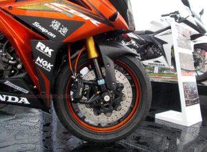 Modifikasi Honda All New CBR150R By BMS 10