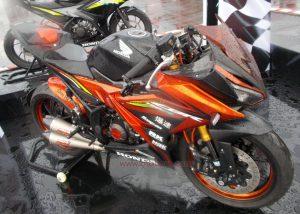 Modifikasi Honda All New CBR150R By BMS 6