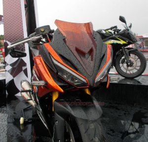 Modifikasi Honda All New CBR150R By BMS 7