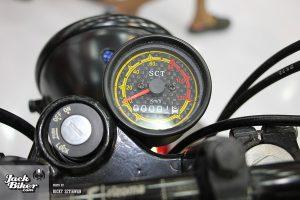 Modifikasi Scrambler Honda Verza 8