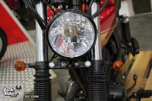 Modifikasi Scrambler Honda Verza 9