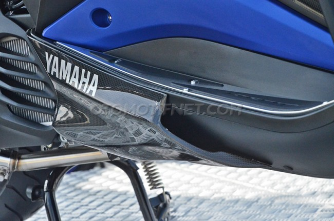 Modifikasi Yamaha Aerox 155 VVA Sporty From Thailand 5