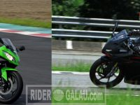 Ninja 250 FI VS All New CBR250RR