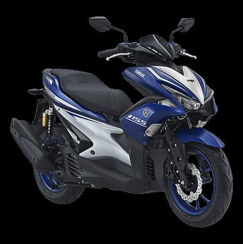Yamaha Aerox R Version