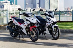 Yamaha MX King 150 VS Honda All New Supra GTR 150