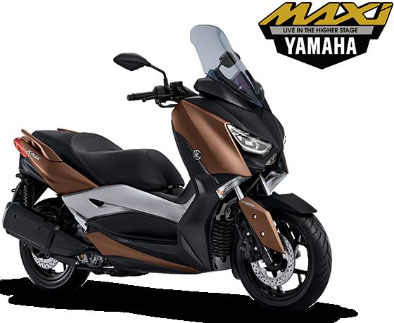 Yamaha Xmax 250 Gold