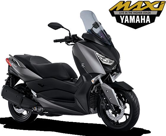 Yamaha Xmax 250 Grey